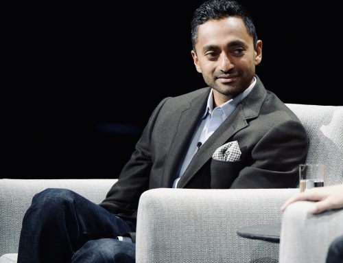My New Hero: Chamath Palihapitiya